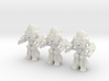 Autobot Exosuit Squad of 3, 35mm miniatures 3d printed