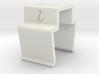 Racal Head Set Clip 3d printed