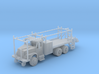 MOW Rail Truck 2 Door Cab 1-87 HO Scale 3d printed