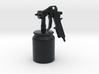 Spray Gun - 1/10 3d printed