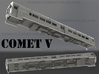 Comet V Chassis N Scale 3d printed