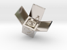 Box Ring  Jewelry (Smaller Size) 3d printed