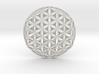 Flower Of Life coasters 3d printed