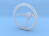 Steering Wheel Youngtimer 70s - 1/10 3d printed
