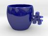 Inukshuk cup 3d printed