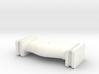 Side Draft Air Cleaner 1/25 3d printed