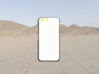 Case for Iphone 6 (XL) + your name 3d printed