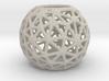 Voronoi Tealight 3d printed
