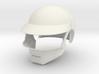 Daft Punk Thomas helmet - 2mm wall 3d printed