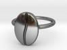 Coffee Bean Ring 3d printed