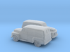1/160 2X 1948-50 Ford F 1 Panel Truck 3d printed