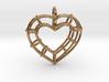 Truss Heart 3d printed