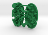 Hearturtle 3d printed Green
