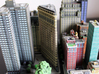 Flatiron Building New York 4 x 4 3d printed miniature flatiron building