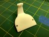 Airsoft AUG Reinforced Gearbox Plate 3d printed