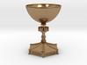 Medieval Goblet miniatur 3d printed