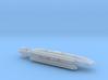 "Midget Submarine Type XXVII B5 ""Seehund"" 1/144 3d printed"