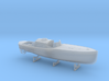1/100 DKM 9m Captain's Gig 3d printed