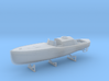 1/100 DKM 11m Admiral's Gig 3d printed