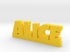 ALICE Lucky 3d printed