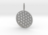 Flower Of Life Pendant Cosmic Jewelry 3d printed