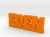 EDEN Lucky 3d printed