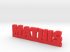 MATHIS Lucky 3d printed