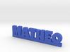 MATHEO Lucky 3d printed
