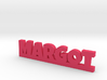 MARGOT Lucky 3d printed