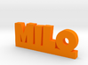 MILO Lucky 3d printed