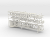 1/50th 80 foot Folding boom Conveyor 3d printed