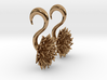 Plugs / gauges/ The Chrysanthemums 2g (6,5 mm) 3d printed