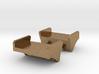 Boiler Steps Firebox Section Back 3d printed