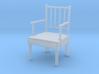 1:48 English Bobbin Chair (Custom Order) 3d printed