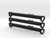 Set Barras Direccion para Mr02 - 0-1-2 grados 3d printed