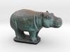 Rhinoceros 3d printed