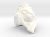 Lion Ring 22.27mm (size 13) 3d printed