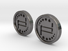 Pair of Turbo Spin Buttons R188 3d printed