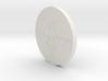 Dragon Coin 3d printed