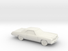 1/64 1973 Chevrolet Impala Sport Coupe 3d printed
