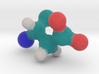 Amino Acid: Aspartate 3d printed