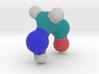 Amino Acid: Glycine 3d printed