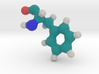 Amino Acid: Phenylalanine 3d printed