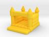 N Scale Bouncing Castle 3d printed