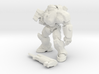 1/24 Combat Marine in Suit 3d printed
