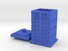 Police Box Tea Infuser 3d printed