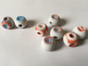 Pearls Football Can Alle T 3d printed