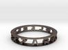 "Parallelkeller Ring ""Round'N'Round"" Rafinesse Wide 3d printed"