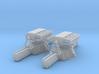 1/192 USN MK38 Gun Director Set 3d printed