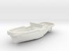 Harbor Tug Hull 1:144 V40 3d printed